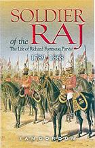 Soldier of the Raj : the life of Richard Purvis, 1789-1868 : soldier, sailor and parson