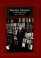 Stanley Marcus : a life with books