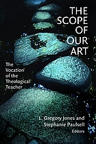 The scope of our art : the vocation of the theological teacher