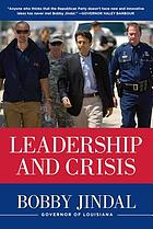 Leadership and crisis