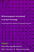 Unsupervised learning : foundations of neural computation