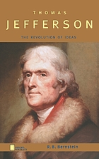 Thomas Jefferson the revolution of ideas