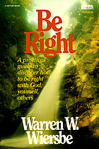 Be right : an expository study of Romans