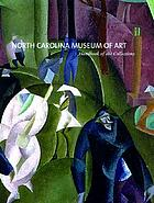 North Carolina Museum of Art handbook of the collections