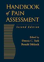 Handbook of pain assessment