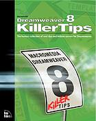 Dreamweaver 8 killer tips