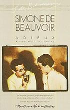 Adieux : a farewell to Sartre