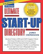 Ultimate start-up directory : includes 1500 great business start-up ideas