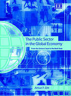 The public sector in the global economy : from the driver's seat to the back seat