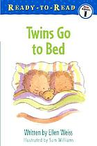 Twins go to bed