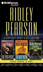 The Ridley Pearson CD collection