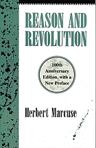 Reason and revolution; Hegel and the rise of social theory