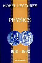 Physics 1981-1990
