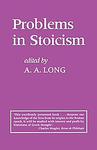 Problems in stoicism