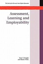 Assessment, learning and employability