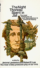 The night Thoreau spent in jail; a play