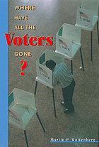 Where have all the voters gone?