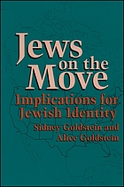 Jews on the move : implications for Jewish identity