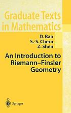 An introduction to Riemann-Finsler geometry