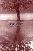 Monkscript : literature, arts and spirituality