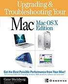 Upgrading & troubleshooting your Mac