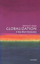 Globalization : a very short introduction