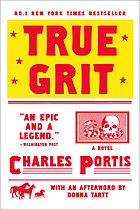 True grit; a novel