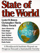 State of the world, 2004 : a Worldwatch Institute report on progress toward a sustainable society