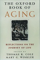 The Oxford Book of Aging