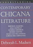 Understanding contemporary Chicana literature