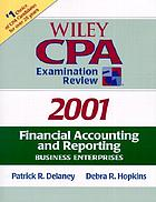 Wiley CPA examination review 2002. taxation, managerial, governmental, and not-for-profit organizations