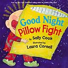 Good night pillow fight