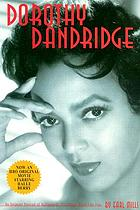 Dorothy Dandridge : an intimate biography