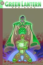 Green Lantern, passing the torch