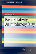 Basic relativity : an introductory essay