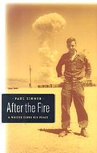 After the fire a writer finds his place
