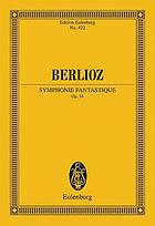 Fantastic symphony : op. 14
