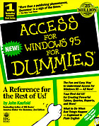 Access for Windows 95 for dummies