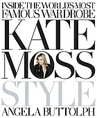 Kate Moss : style