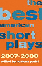 The best American short plays, 2007-2008