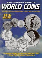 2000 standard catalog of world coins