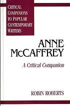 Anne McCaffrey : a critical companion