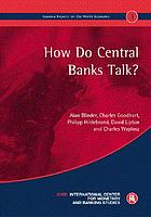 How do central banks talk