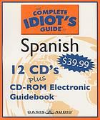 The complete idiot's guide to Spanish