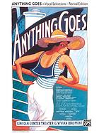 Anything goes : vocal selections