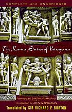 The Kama sutra of Vatsyayana : the classic Hindu treatise on love and social conduct