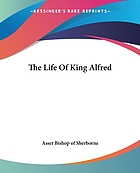 Life of King Alfred