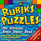 Rubik's puzzles : the ultimate brain teaser book