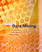 Principles of data mining