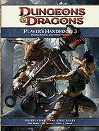 Dungeon's & dragons player's handbook 3 : roleplaying game core rules :